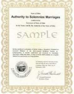 Difference Between a Licensed and an Ordained Minister